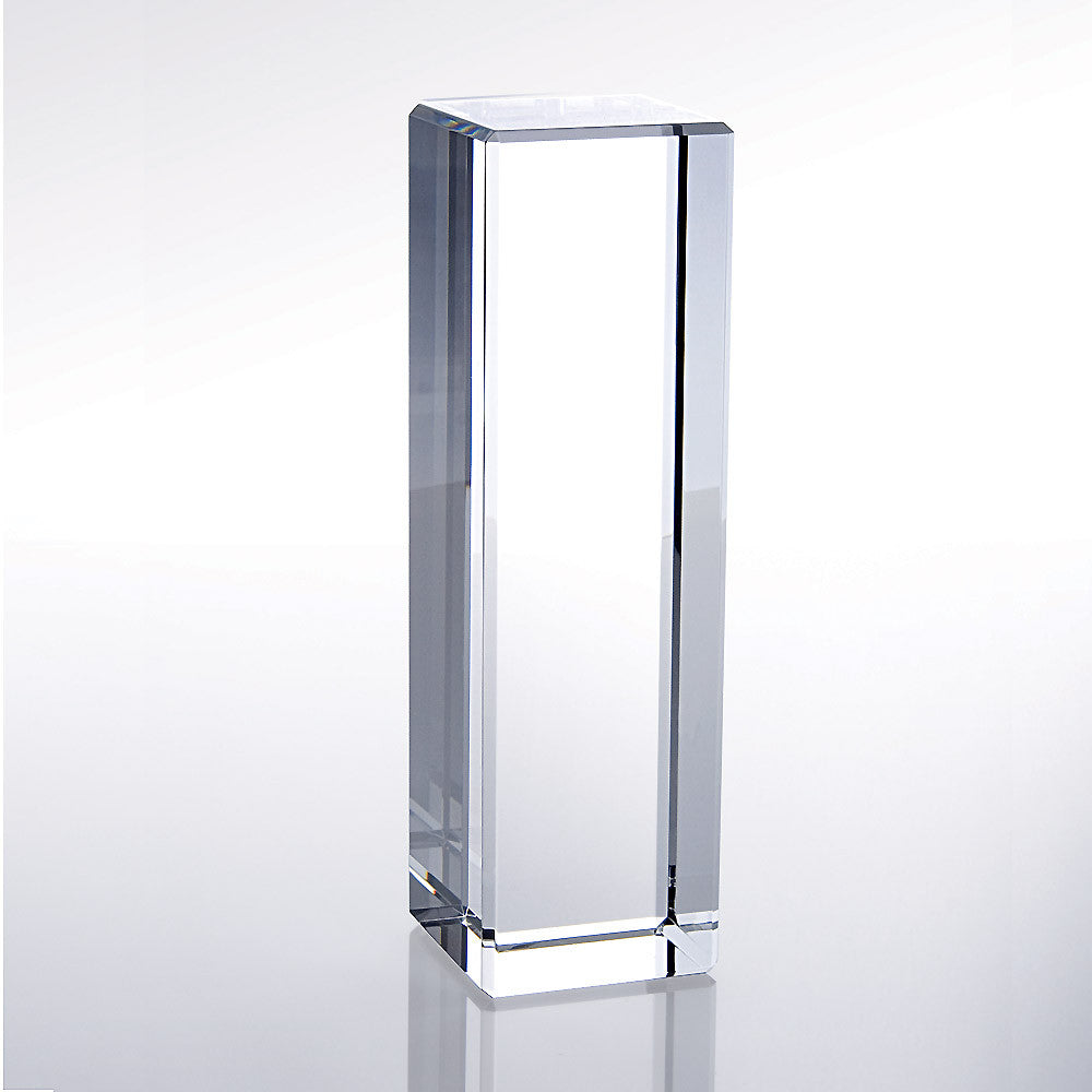 Rectangular Column - Barone Crystal