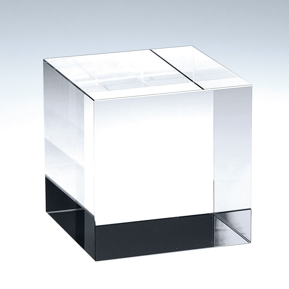 Straight Cube - Barone Crystal