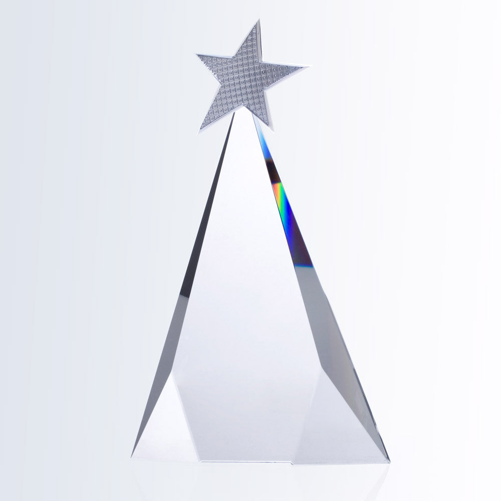 Metal Star Tri-Triangle - Barone Crystal