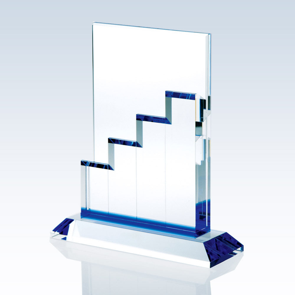 Zenith Award-Tabular - Barone Crystal