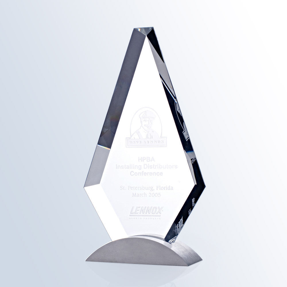 Royal Diamond Award - Barone Crystal