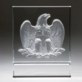 Majestic Eagle - Barone Crystal
