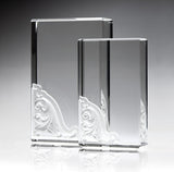 Corinthian Blocks - Barone Crystal