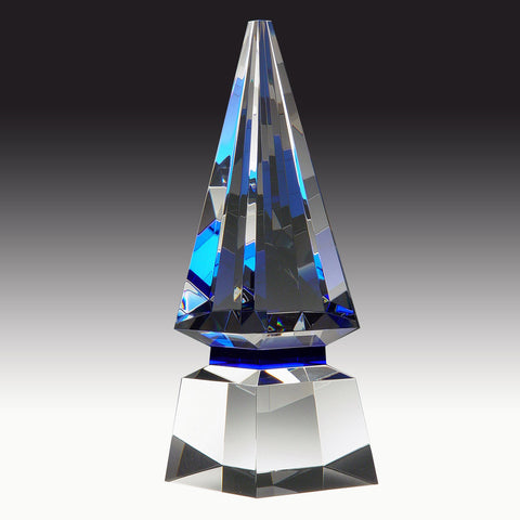 Blue Spire - Barone Crystal