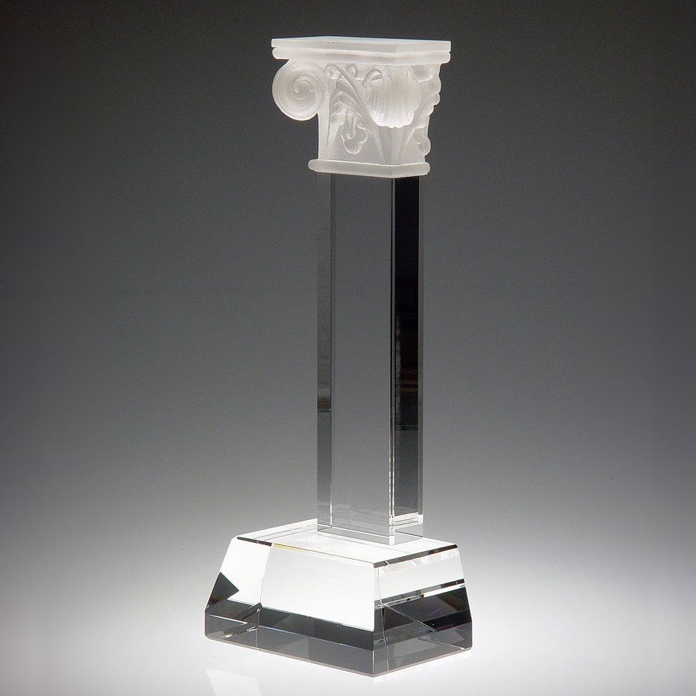PILLAR OF SUCCESS - Barone Crystal
