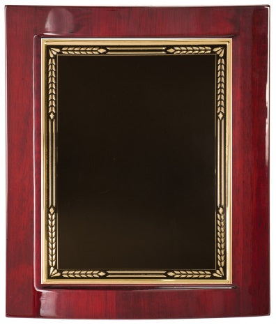 Eclipse Rosewood Piano Finish Plaque