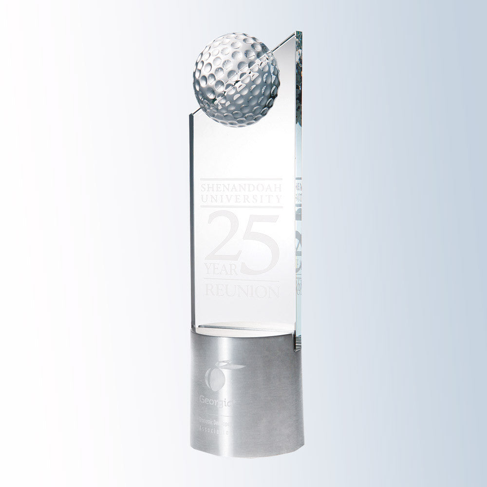 Golf Pinnacle - Barone Crystal