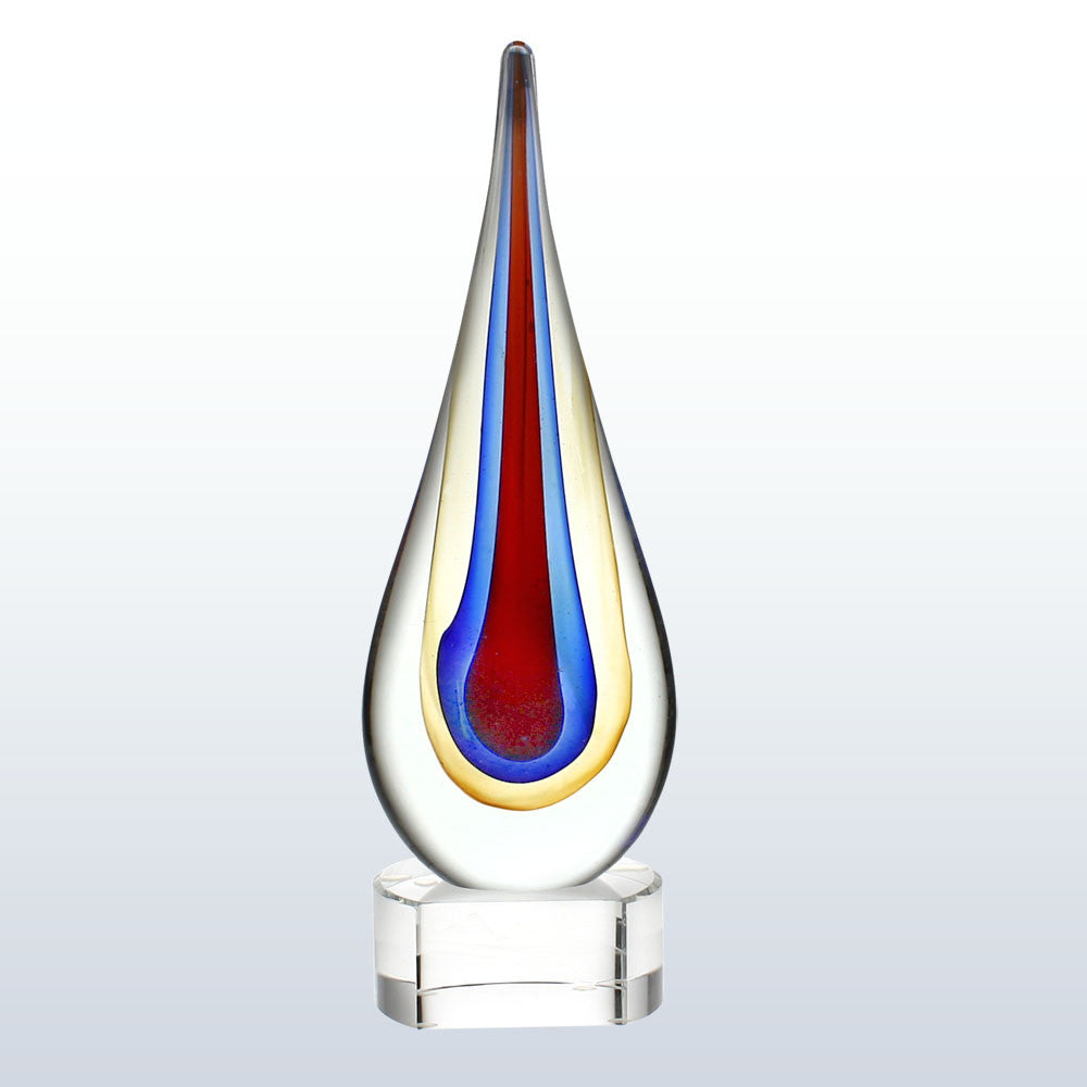 Teardrop - Barone Crystal - 2