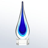 Teardrop - Barone Crystal - 1