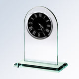 Arch Clock - Barone Crystal