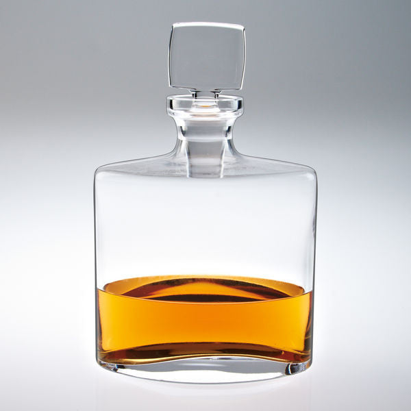 Whitney Decanter - Barone Crystal