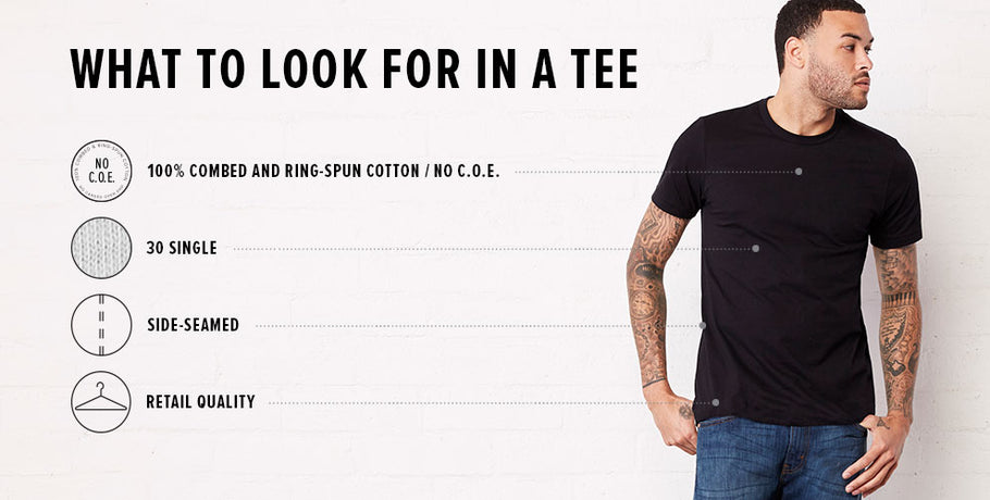 T-shirt Talk 101: Breaking Down The Tee