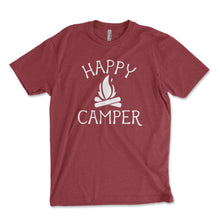 Load image into Gallery viewer, Happy Camper Men's Shirt - Brain Juice Tees
