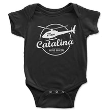 Load image into Gallery viewer, The Catalina Wine Mixer Baby Onesie - Brain Juice Tees