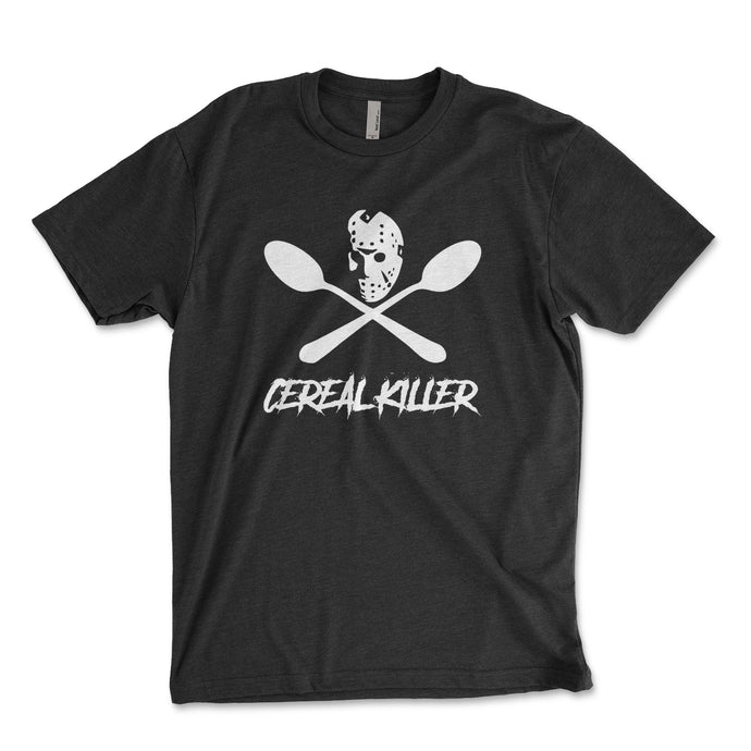 Cereal Killer Men's Shirt - Brain Juice Tees