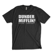 Load image into Gallery viewer, Dunder Mifflin Men's Shirt - Brain Juice Tees
