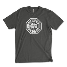 Load image into Gallery viewer, Dharma Initiative Swan Station Men's Shirt - Brain Juice Tees