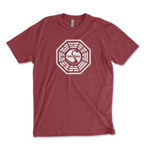 Dharma Initiative Swan Station Men's Shirt - Brain Juice Tees