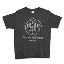 Load image into Gallery viewer, Pawnee Goddesses Unisex Toddler Shirt - Brain Juice Tees
