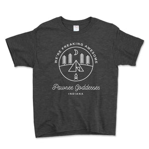 Pawnee Goddesses Unisex Toddler Shirt - Brain Juice Tees