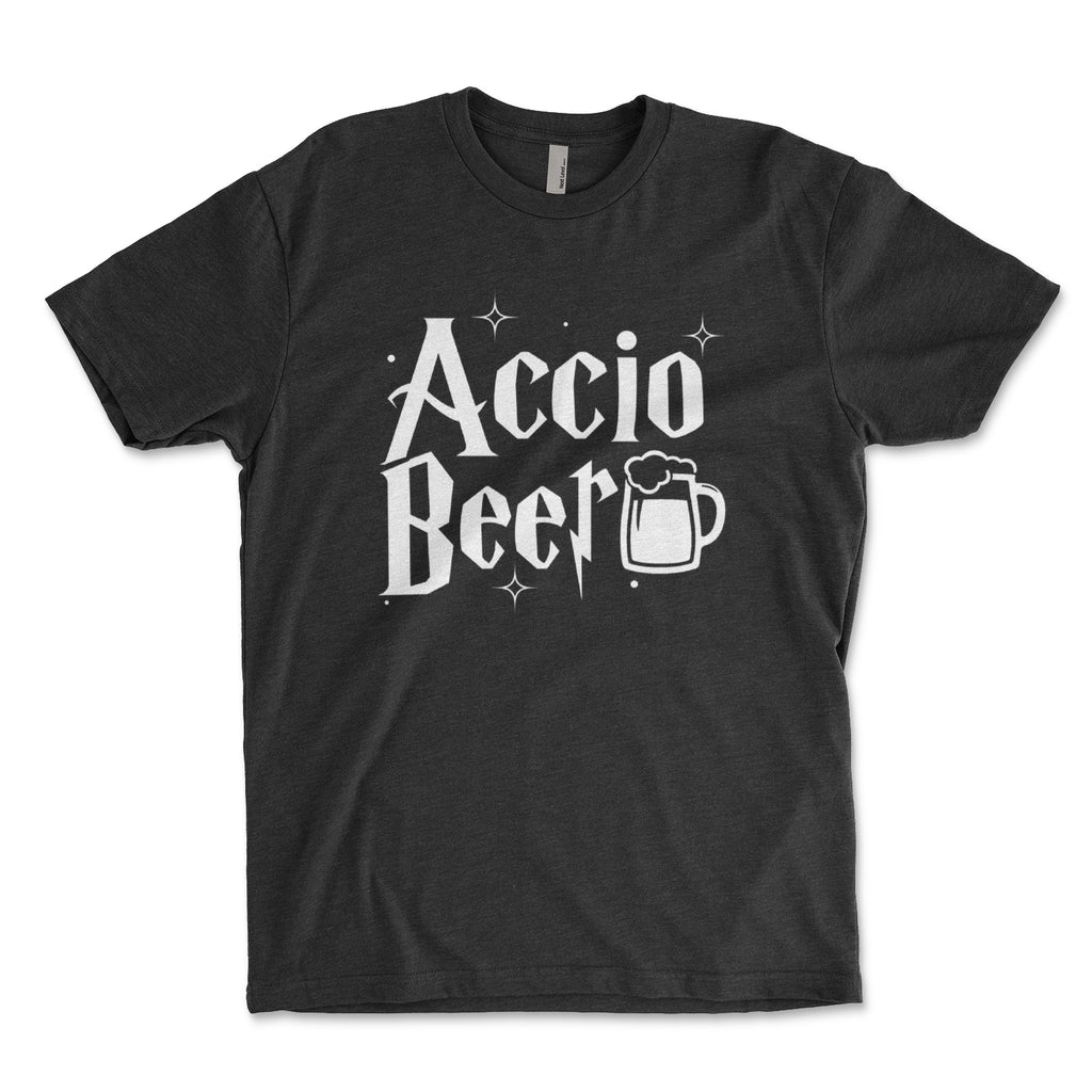 Accio Beer Mens Shirt - Brain Juice Tees