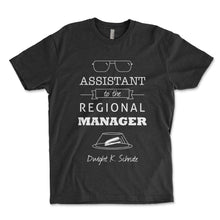Load image into Gallery viewer, Assistant To The Regional Manager Men's Shirt - Brain Juice Tees
