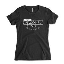 Load image into Gallery viewer, Dragonfly Inn Women's Shirt - Brain Juice Tees