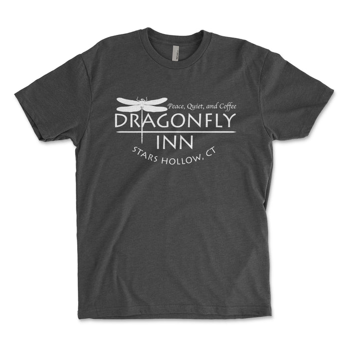 Dragonfly Inn Mens Shirt - Brain Juice Tees