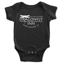 Load image into Gallery viewer, Dragonfly Inn Baby Onesie - Brain Juice Tees