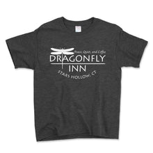 Load image into Gallery viewer, Dragonfly Inn Unisex Toddler Shirt - Brain Juice Tees