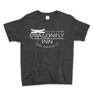 Dragonfly Inn Unisex Toddler Shirt - Brain Juice Tees