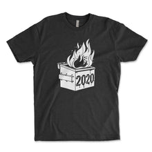 Load image into Gallery viewer, 2020 Dumpster Fire Men's Shirt