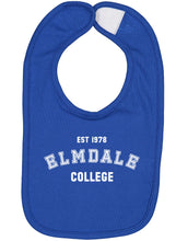 Load image into Gallery viewer, Elmdale College Baby Bib