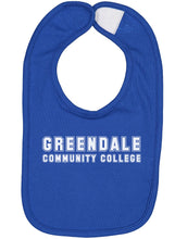 Load image into Gallery viewer, Greendale Community College Baby Bib
