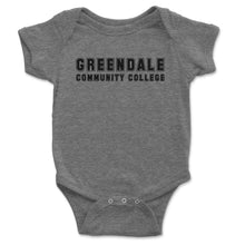Load image into Gallery viewer, Greendale Community College Baby Onesie