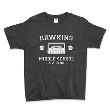 Load image into Gallery viewer, Hawkins Middle School AV Club Unisex Toddler Shirt - Brain Juice Tees