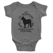 Load image into Gallery viewer, I Met Lil Sebastian Baby Onesie - Brain Juice Tees