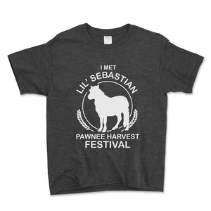 I Met Lil Sebastian Unisex Toddler Shirt - Brain Juice Tees