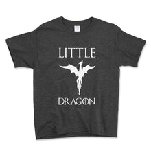 Load image into Gallery viewer, Little Dragon Unisex Toddler Shirt - Brain Juice Tees