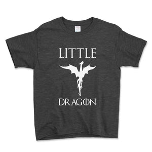 Little Dragon Unisex Toddler Shirt - Brain Juice Tees
