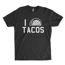 Load image into Gallery viewer, I Love Tacos Men's Shirt - Brain Juice Tees