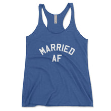 Load image into Gallery viewer, Married AF Women's Tanktop - Brain Juice Tees