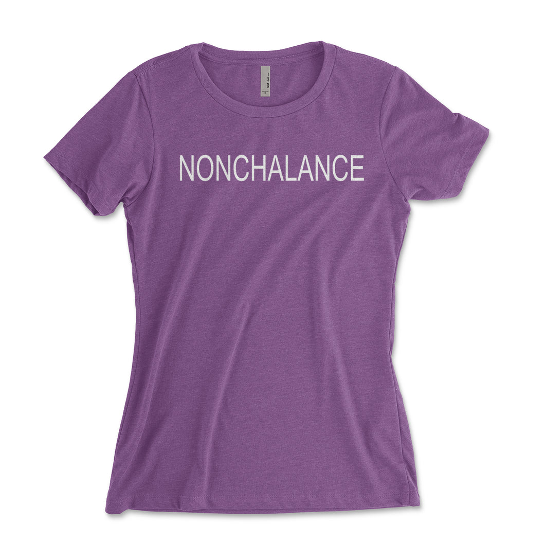Nonchalance Women's Shirt