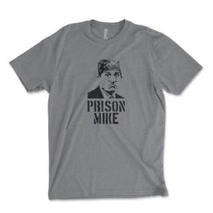 Prison Mike Men's Shirt - Brain Juice Tees