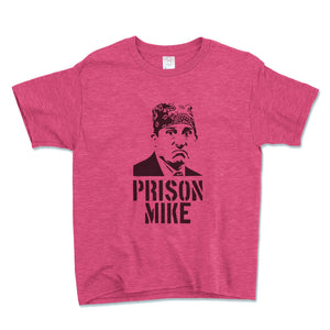 Prison Mike Unisex Toddler Shirt - Brain Juice Tees