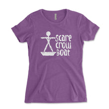 Load image into Gallery viewer, Scarecrow Boat Women's Shirt - Brain Juice Tees