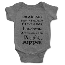 Load image into Gallery viewer, Second Breakfast Baby Onesie - Brain Juice Tees