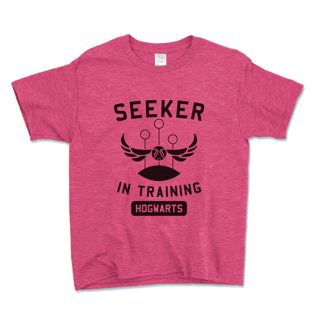 Hogwarts Seeker In Training Unisex Toddler Shirt - Brain Juice Tees