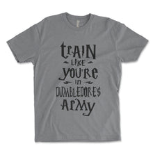 Load image into Gallery viewer, Train Like You're In Dumbledore's Army Men's Shirt - Brain Juice Tees