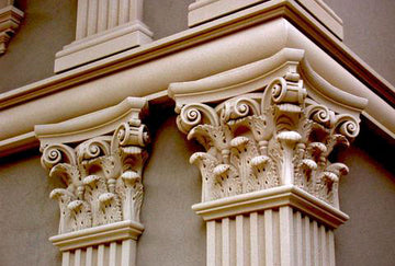 Pilasters Base & Capitals